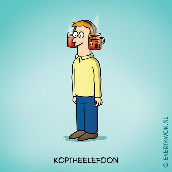 Koptheelefoon