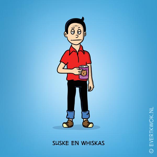 Suske en Whiskas