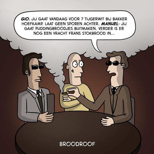 Broodroof